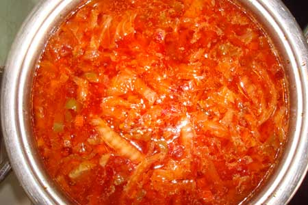 сахалинские рецепты борщ студенческий