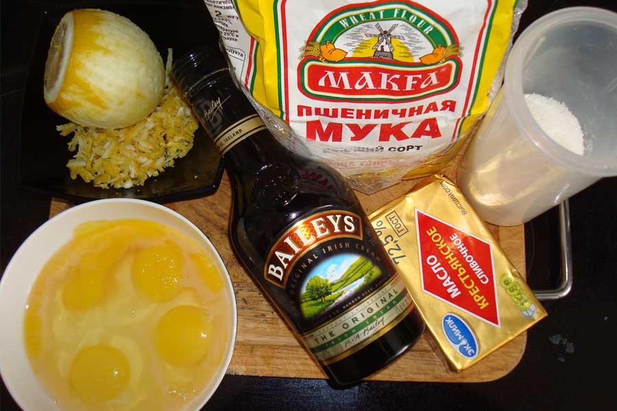 Лимонный кекс - Регион65.ком