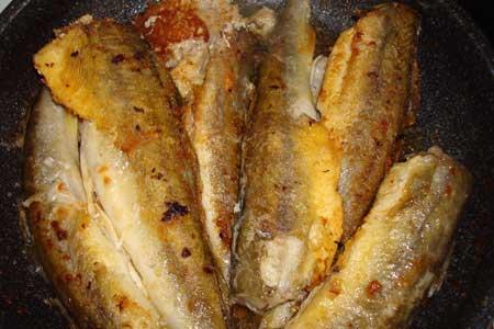 сахалинские рецепты навага в маринаде