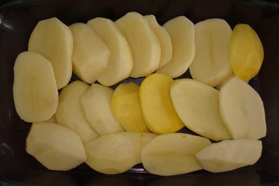 сахалинские рецепты утка с картошкой и грибами