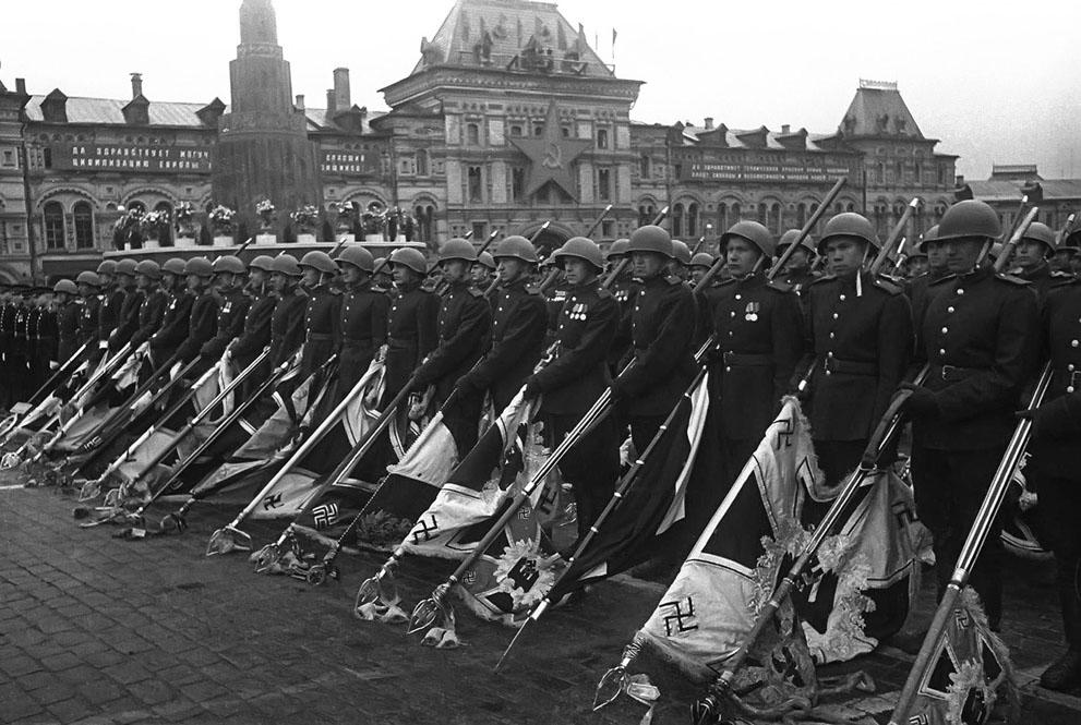 Советский Союз победил во Второй мировой войне