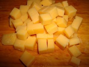 Рецепт баранина с травами и сыром