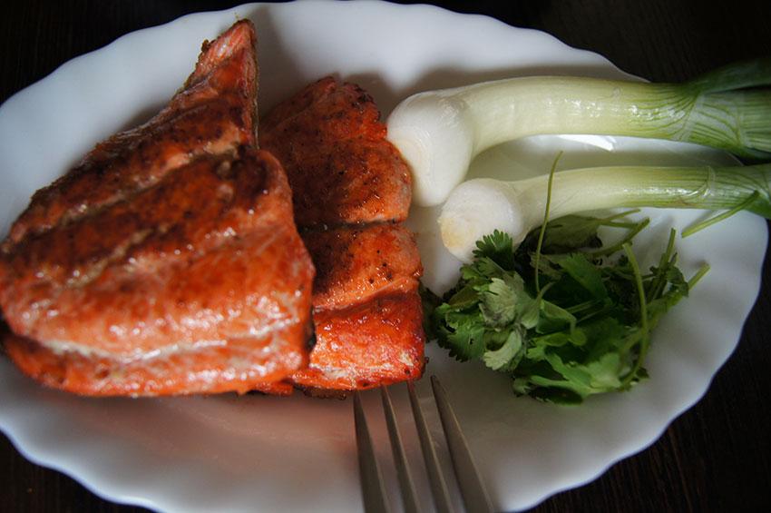 Сахалинская еда, которой нигде больше не попробуешь