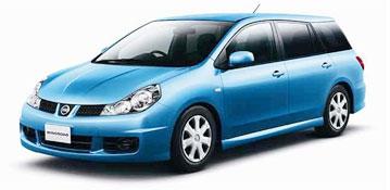 Nissan Wingroad универсал 500 тыс руб
