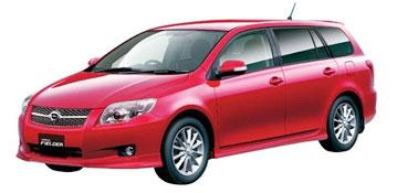 Toyota Fielder универсал 500 тыс руб