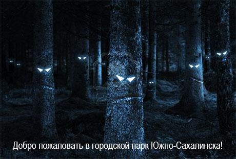южно-сахалинск городской парк имени гагарина