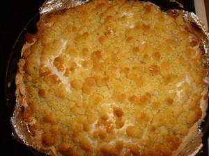 Брусничный пирог по-сахалински