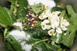 Рецепт малосольных огурчиков вкусные пальчики оближешь