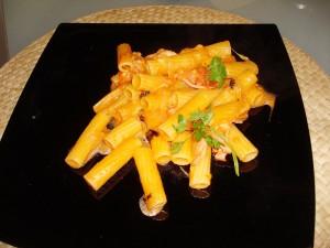 Ужин по-итальянски для молодой сахалинской семьи
