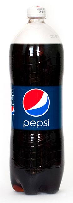 Бутылка корейской пепси-колы