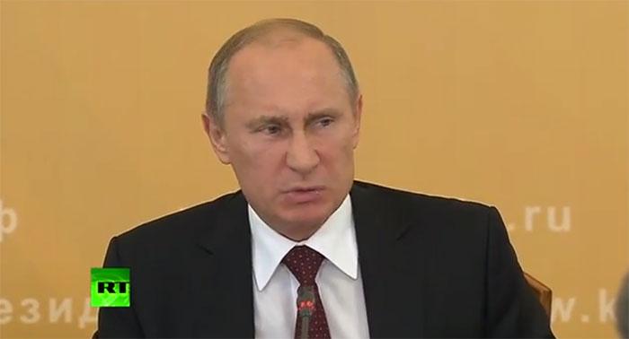 Путин о работе чиновников ДФО России, фото russian.rt.com
