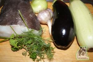 Кулинарный рецепт ужин из органических продуктов на Сахалине