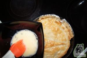 Кулинарный рецепт пирог с палтусом
