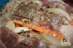 Кулинарный рецепт как приготовить буженину