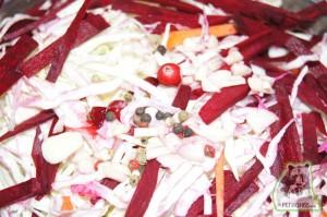 Кулинарный рецепт закуски из капусты Провансаль
