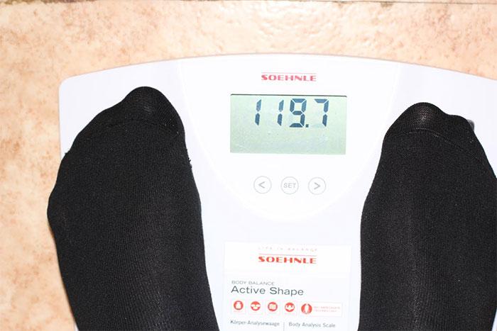 Дневник похудения четвертый день набор веса