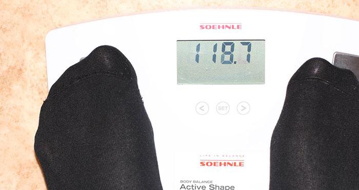 Дневник похудения пятый день