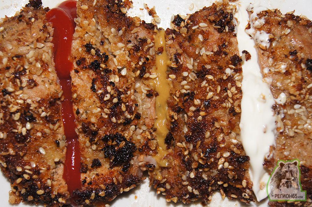 кулинарный рецепт как приготовить жареное маринованное мясо с приправами