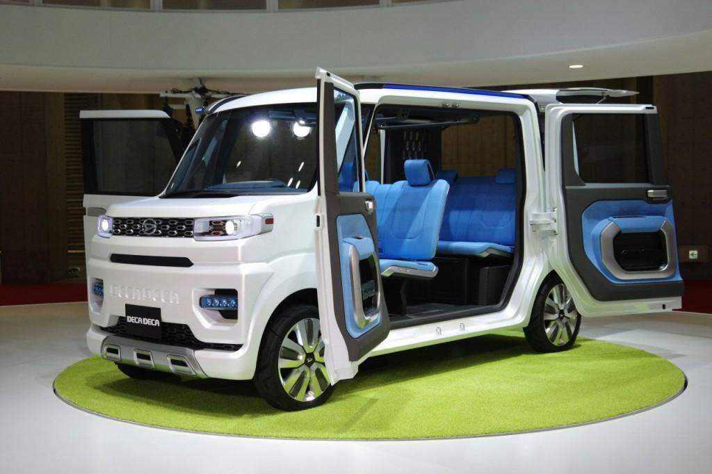 Daihatsu Deca Deca фотографии характеристики