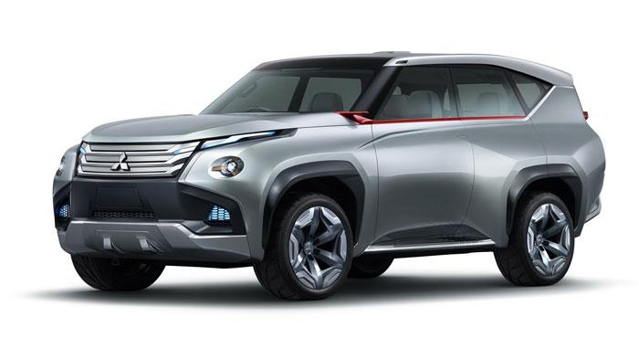 Mitsubishi Pajero 2014 - GC-PHEV