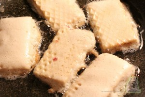 Как приготовить мясные вафли рецепт