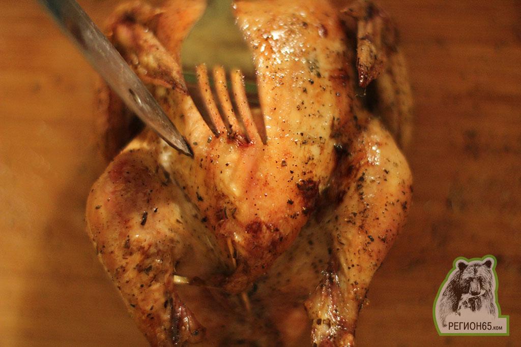Простой универсальный кулинарный рецепт курочка в духовке