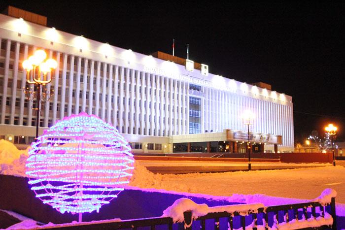 Южно-Сахалинск зимой фотографии