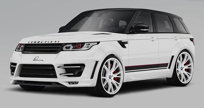 Range Rover Sport Autobiography Dunamic 2013