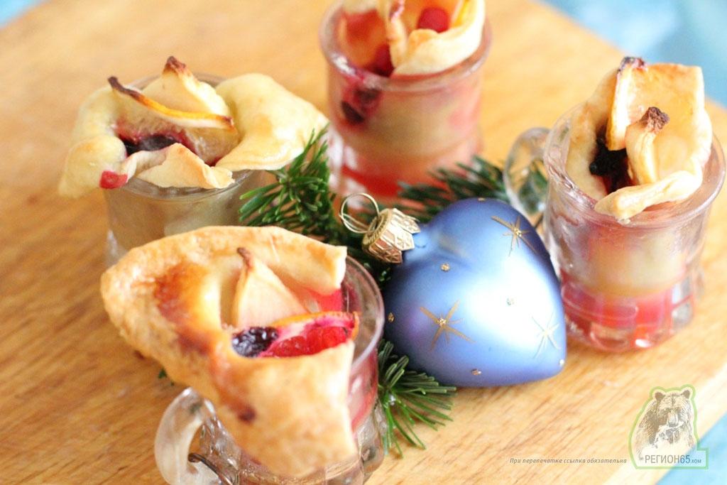 Угощение что приготовить на рождество рецепт