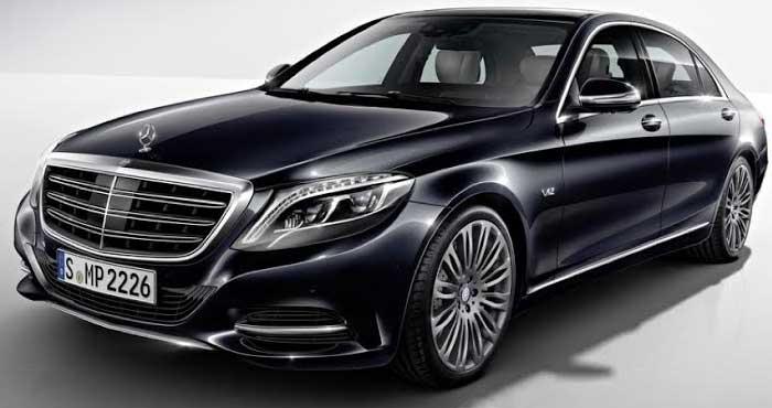 Mercedes S600 2014 фотографии характеристики отзывы