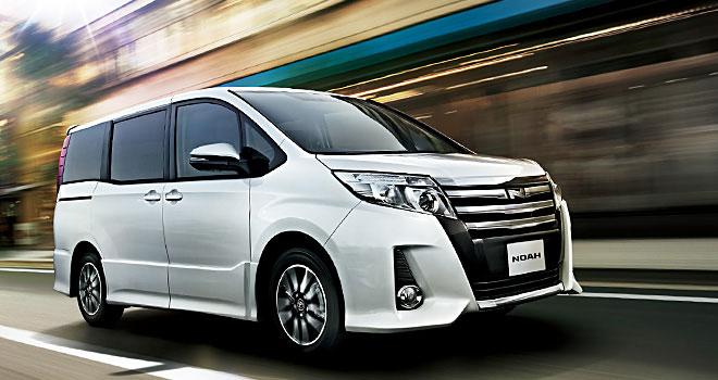 Toyota Noah 2014 ото отзывы характеристики