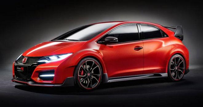 Honda Civic concept R фотографии отзывы характеристики