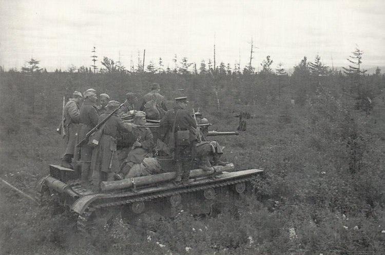 В августе 1945 на сахалине и курилах